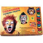 Eulenspiegel - 8-Farben Paletten Tiermasken Schmink-Palette