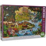 Eurographics 500 Teile - Noahs Arche vor dem Regen