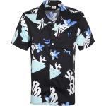 Blaue Nachhaltige Kurzärmelige LEVI'S Herrenhemden Größe XXL