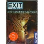 EXIT Das Spiel Level Prof. Die Grabkammer des Pharao Kennerspiel des Jahres 2017
