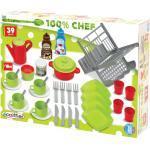 Exklusiver Aktionspreis Nur Bei Idealo: Ecoiffier® 39-Teiliges Puppengeschirr Und Küchenzubehör