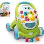 Exklusiver Aktionspreis Nur Bei Idealo: Smoby® Cotoons 2in1 Lauflernwagen & Spielstation (grün-Blau)