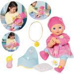 Exklusiver Aktionspreis Nur Bei Idealo: Zapf Creation® Baby Elli Smiles Puppe Mit Vielen Funktionen Interaktiv 43 Cm (pink)
