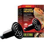 Exo Terra Ceramic Heater, keramischer Heizstrahler für Reptilien, 60W, Fassung E27