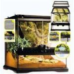 Exo-Terra Glasterrarium 30 x 30 x 30 cm incl.Rückwand