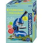 Experimentierkasten Entdecker-Mikroskop