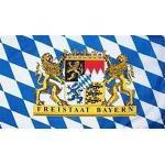 Fahnen Flaggen BAYERN BAVARIA 150 x 90 cm Fahne Flagge