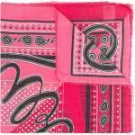 Faliero Sarti Schal mit Paisley-Print - Rosa