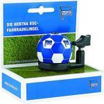 Fan Bike Unisex– Erwachsene Hertha BSC Glocke, Mehrfarbig, One Size