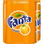Fanta 0,33 Liter Dose, 4er Pack