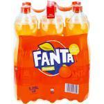 Fanta 1,25 Liter, 6er Pack