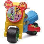 FEBER Famosa 800006252 - MotoFEBER Mickey Disney - Laufräder mit Horn, für Kinder von 18 Monaten bis 3 Jahren, rot