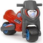 FEBER Famosa 800009163 Motofeber Sprint - Laufräder für Mädchen von 18 Monaten bis 3 Jahren, rot