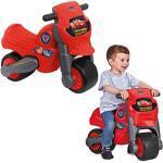 FEBER - Motofeber CARS Toy Riders für Kinder von 18 monate bis 3 Jahren, rot (Famosa 800011812)