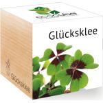"Feel Green ecocube ""Glücksklee"""