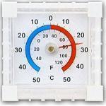 FENSTERTHERMOMETER Außenthermometer Zimmerthermometer Fenster Thermometer 09