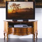Fernsehtisch im Barock Design 120 cm breit