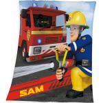 Feuerwehrmann Sam Kinderdecke »«, weiche Qualität