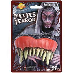 Fiestas Guirca Delle für Horror-Halloween-Kostüm