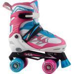 Fila Skates Rollschuhe »Rollerskate verstellbar weiß-pink«, rosa, pink