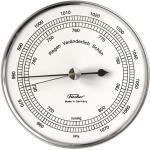 Fischer Wetterstation Barometer Edelstahl