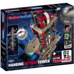 fischertechnik 554892 PROFI Hanging Action Tower + PLUS Dynamic Trampoline - Kugelbahn