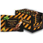 Fisherman's Friend Chocolate Mint Orange: fruchtige Schoko-Minz Pastillen, 20 Zip-Lock Beutel à 30g, zuckerfrei