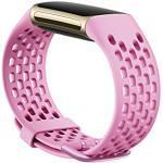 Fliederfarbene fitbit Charge Fitness Tracker   Fitness Armbänder für Herren