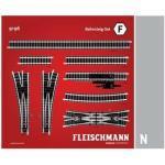 Fleischmann 9196 N Bahnsteig-Set