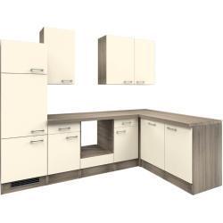 Flex-Well Winkelküche ohne E-Geräte L-999-2801-024 Eico