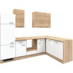 Flex-Well Winkelküche ohne E-Geräte L-999-2801-024 Samoa