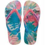 Flip Flops Havaianas Top Fashion Ballet Rose Damen-Schuhgröße 35 - 36