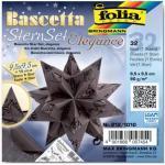 Folia Bascetta Stern - Indian Dreams, braun, Ø 15 cm