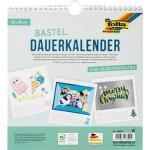 folia Kalender zum Selbstgestalten Dauerkalender jahresunabhängig