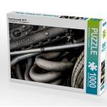 Ford Cosworth V8 F1 1000 Teile Puzzle quer [4059478638358]