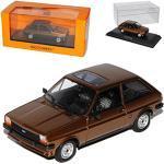 Braune Ford Fiesta Spiele & Spielzeuge