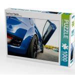 Ford Focus Flügeltür 1000 Teile Puzzle quer [4250800953327]