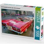 Ford Thunderbird aus dem Jahre 1958 in Havanna 1000 Teile Puzzle [4064076524958]