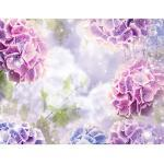Violette Tapeten UV-beständig