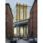 Fototapete New York Vlies Brooklyn 184 x 248 cm