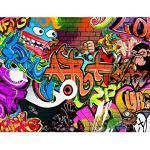 Graffiti-Fototapeten UV-beständig
