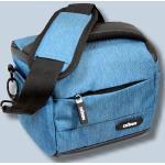 Fototasche in blau fr Fuji X-T3 GFX 50R X-T100 X-A5 X-A10 GFX 50S X-T20 X100F X-A3 X-T2 x30 X-T10 - Tasche Bag blue dmsbl