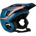 Fox Dropframe Pro Radhelm (Größe M, Blau)
