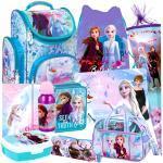 Frozen Die Eiskönigin 10 Teile Set Schulranzen Ranzen Federmappe Tasche Tornister Schultüte 85 cm Mit Sticker Von Kids4shop