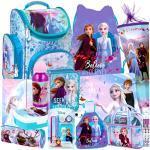 Frozen II 2 EISKÖNIGIN ELSA Anna Olaf 20 Teile Set Schulranzen RANZEN Federmappe Tornister Schultüte 85 cm Def