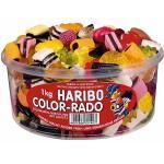 Fruchtgummi Color-Rado Haribo PP-Dose 1 kg (6,06 € pro 1 kg)