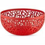 Rote Alessi Cactus Küchenaufbewahrung