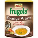Frugola Körnige Würze ohne Hefe, ohne Gewürze
