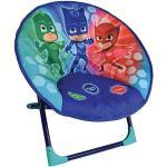 Fun House 712850pyjamasques Sitz Mond faltbar für Kinder Polyester/Polyethylen/Stahl 54x 45x 47cm