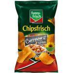 funny-frisch Chipsfrisch Currywurst Style 175g